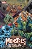 Cullen Bunn et Justin Jordan - Les monstres attaquent ! Tome 2 : Le cheminement.