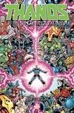 Jim Starlin - Thanos: la fin de l'univers Marvel.