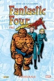 Jack Kirby et Stan Lee - Fantastic Four: L'intégrale T02 (1963) NED.