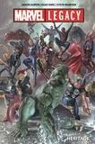Jason Aaron et Esad Ribic - Marvel Legacy : Héritage.