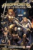 Cullen Bunn et Matteo Lolli - Les Asgardiens de la galaxie Tome 1 : L'armée des morts.
