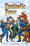 Stan Lee et Jack Kirby - Fantastic Four L'intégrale tome 3 : 1964.