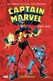 Gary Friedrich et Roy Thomas - Captain Marvel L'intégrale : 1969-1970.