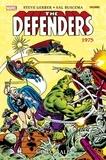 Steve Gerber et Sal Buscema - The Defenders Intégrale : 1975.