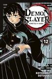 Koyoharu Gotouge - Demon Slayer Tome 12 : Avec un carnet offert.