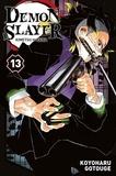 Koyoharu Gotouge - Demon Slayer Tome 13 : .