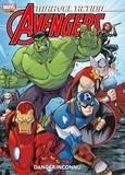 Matthew K. Manning - Marvel Action Avengers T01 - Danger inconnu.