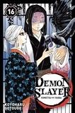 Koyoharu Gotouge - Demon Slayer Tome 16 :  - Avec 1 extrait Alma tome 1.