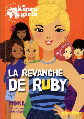 revanche de Ruby. (La) |