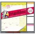 Play Bac - Frigobloc 2020 Mensuel - Le calendrier maxi-aimanté pour se simplifer la vie !.