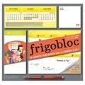Play Bac - Je m'organise avec Frigobloc (Marmiton : les meilleures recettes) - Le calendrier maxi-aimanté pour se simplifer la vie !.