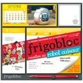 Magalie Foutrier et Matthieu Roussel - Frigobloc recettes au robot cuiseur - Le calendrier maxi-aimanté pour se simplifier la vie ! Avec un critérium.