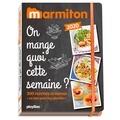 Marmiton - On mange quoi cette semaine ? - 300 recettes et menus + un bloc pour tout planifier.