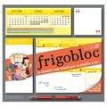 Adrien Siroy - Frigobloc Le calendrier maxi-aimanté pour se simplifier la vie ! - Avec 1 criterium.