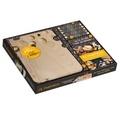 """Marmiton - Coffret Dites """"Cheese"""", c'est l'apéro ! - Marmiton, les meilleures recettes pour l'apéro. Avec 1 planche de présentation, 10 piques en bois."""
