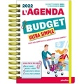 Céline Chapdelaine - L'agenda budget ultra simple - Tenir ses comptes n'a jamais été aussi simple !.