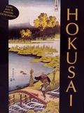Katsushika Hokusai - Hokusai - Livre avec 8 posters détachables.