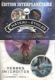 Alex Alice et Alain Ayroles - Le château des étoiles : Gazette N° 13 : Terres interdites suivi de Les chimères de Vénus - Pack en 5 volumes.