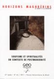 Eric Geoffroy - Horizons maghrébins N° 65/2011 : Soufisme et spiritualités en contexte de postmodernité.