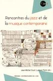 Jean-Michel Court et Ludovic Florin - Rencontres du jazz et de la musique contemporaine.