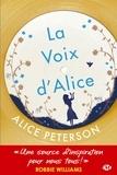 Alice Peterson - La voix d'Alice.
