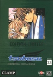 Clamp - Tsubasa Reservoir Chronicle Tome 23 : Edition Limitée. 1 DVD