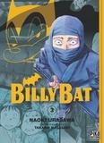 Naoki Urasawa et Takashi Nagasaki - Billy Bat Tome 3 : .
