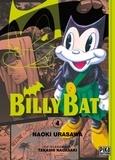 Takashi Nagasaki et Naoki Urasawa - Billy Bat Tome 4 : .