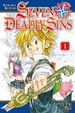 Nakaba Suzuki - Seven Deadly Sins Tome 1 : .