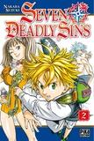 Nakaba Suzuki - Seven Deadly Sins T02.