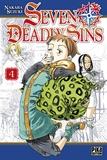 Nakaba Suzuki - Seven Deadly Sins Tome 4 : .