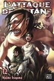 Hajime Isayama - L'attaque des titans Tome 12 : .
