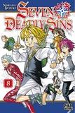 Nakaba Suzuki - Seven Deadly Sins Tome 8 : .
