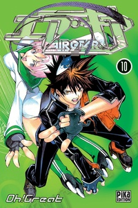 Oh! Great - Air Gear T10.