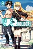 Ken Akamatsu - UQ Holder ! Tome 8 : .
