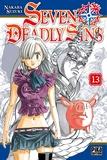 Nakaba Suzuki - Seven Deadly Sins Tome 13 : .