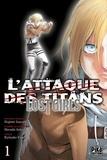 Hajime Isayama - L'attaque des titans : lost girls Tome 1 : .