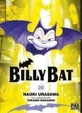 Naoki Urasawa et Takashi Nagasaki - Billy Bat Tome 20 : .