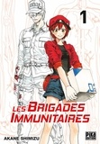 Akane Shimizu - Les brigades Immunitaires T01.