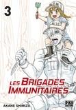 Akane Shimizu - Les Brigades Immunitaires T03.