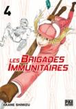 Akane Shimizu - Les Brigades Immunitaires T04.
