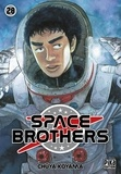Chûya Koyama - Space Brothers 28 : Space Brothers T28.