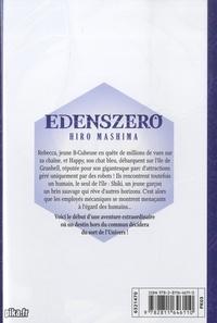 Edens Zero Tome 1 Dans le ciel de Sakura