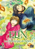 Itoe Takemoto et Nahoko Ueashi - Elin, La charmeuse de Bêtes Tome 3 : .