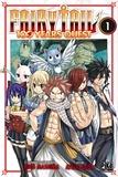 Hiro Mashima et Atsuo Ueda - Fairy Tail - 100 years quest Tome 1 : .