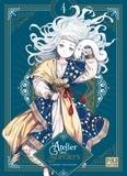 Kamome Shirahama - L'Atelier des Sorciers Tome 4 : Avec 12 crayons de couleurs, 8 cartes collectors et 1 jaquette réversible.