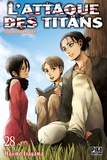 Hajime Isayama - L'attaque des titans Tome 28 : Avec une figurine  de Livaï offerte.