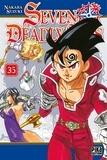 Nakaba Suzuki - Seven Deadly Sins Tome 35 : .
