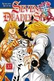 Nakaba Suzuki - Seven Deadly Sins T37.