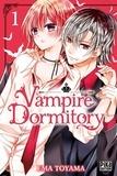 Ema Toyama - Vampire Dormitory Tome 1 : .